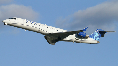 N520GJ - Bombardier CRJ-550 - United Express (GoJet Airlines)