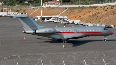 A picture of 9HVTB - Bombardier Global 5000 - VistaJet - © Fabrizio Gandolfo