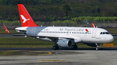 B-306C - Airbus A319-115 - Air Travel