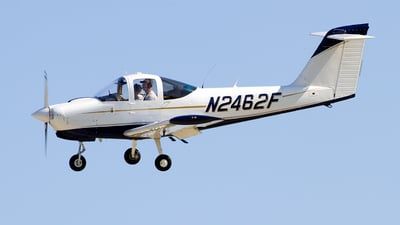 N2462F - Piper PA-38-112 Tomahawk - Private