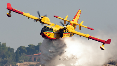 A picture of IDPCY - Canadair CL415 - [2047] - © Alessandro Maggia
