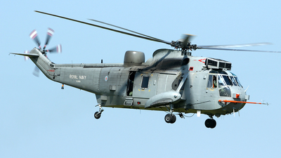 XV651 - Westland Sea King - United Kingdom - Royal Navy