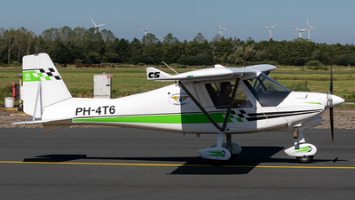 PH-4T6 - Comco Ikarus C-42CS  - Private
