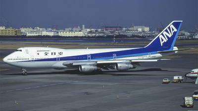 JA8138 - Boeing 747SR-81 - All Nippon Airways (ANA)