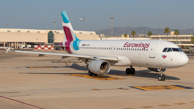 A picture of DABZL - Airbus A320216 - Eurowings - © Mario Trusch