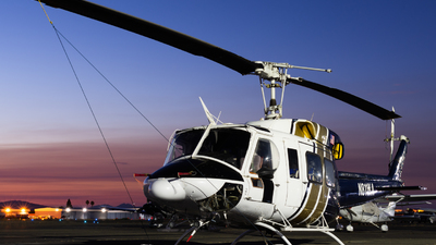 N811KA - Bell 212 - Rogers Helicopters