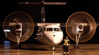 C-GONX - Bombardier Dash 8-102 - Air Canada Express (Jazz Aviation)
