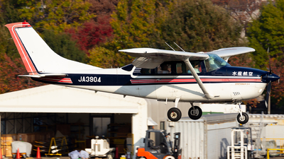 JA3904 - Cessna U206G Stationair - Suisan Aviation