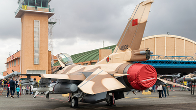 08-8006 - Lockheed Martin F-16C Fighting Falcon - Morocco - Air Force
