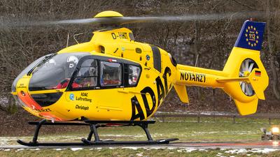D-HHIT - Eurocopter EC 135P2 - ADAC Luftrettung