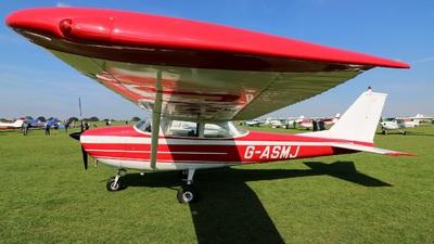 A picture of GASMJ - Cessna F172F Skyhawk - [00029] - © David Cook