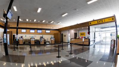 YMEN - Airport - Terminal