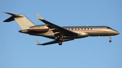 9H-VJO - Bombardier BD-700-1A10 Global 6000 - VistaJet
