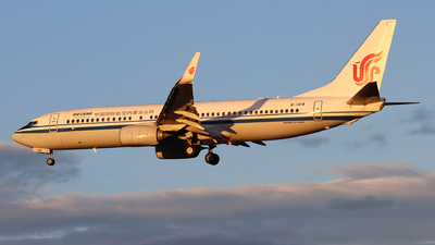 A picture of B1418 - Boeing 73789L -  - © Anlanjian