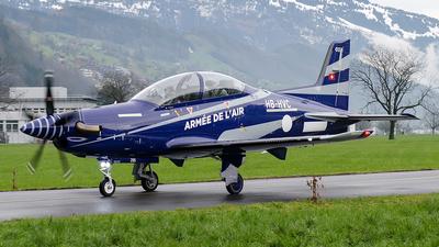 A picture of HBHVC - Pilatus PC21 - [] - © OSDU