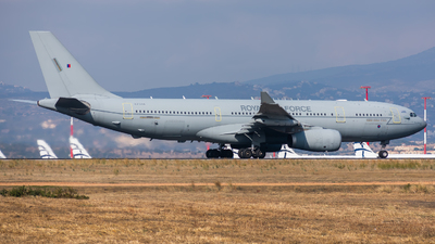 A picture of ZZ334 - Airbus KC2 Voyager (A330243MRTT) -  - © Christos_Tsiakos