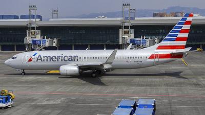N987NN - Boeing 737-823 - American Airlines
