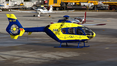 HB-ZJE - Eurocopter EC 135P1 - Lions Air
