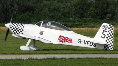 G-VFDS - Vans RV-8 - Private