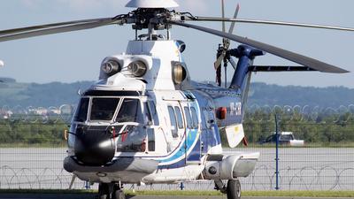 VP-CHR - Aérospatiale AS 332L Super Puma - CHC Helicopters