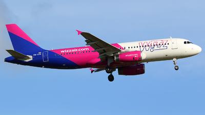 A picture of HALPK - Airbus A320232 - Wizz Air - © francesco della santa