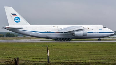 A picture of RA82014 - Antonov An124 -  - © Max Bugayev