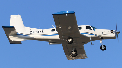 ZK-EPL - Pacific Aerospace 750XL - Pacific Aerospace