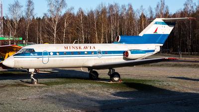 EW-88202 - Yakovlev Yak-40 - Minskavia