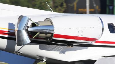 N404LS - Cessna 550B Citation Bravo - Private
