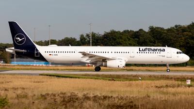 D-AIRD - Airbus A321-131 - Lufthansa