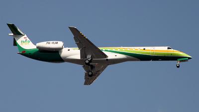 PK-RJM - Embraer ERJ-145LI - Indonesia Morowali Industrial Park