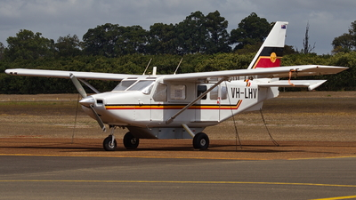 VH-LHV - Gippsland GA-8 Airvan - Mission Aviation Fellowship (MAF)
