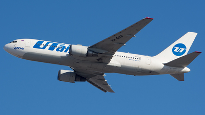 VP-BAG - Boeing 767-224(ER) - UTair Aviation