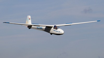 HA-8450 - Schleicher Ka-8C - Private
