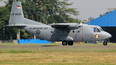 U-6208 - IPTN NC212M-200 Aviocar - Indonesia - Navy