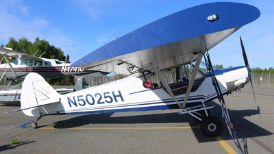 N5025H - Piper PA-11-90 Cub Special - Private