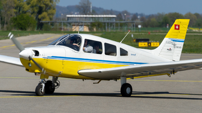 A picture of HBPPF - Piper PA28161 - [2842011] - © Pascal Ackermann
