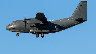 A34-006 - Alenia C-27J Spartan - Australia - Royal Australian Air Force (RAAF)