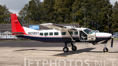 N208ST - Cessna 208B Grand Caravan - Private