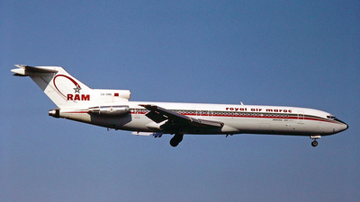 CN-RMR - Boeing 727-2B6(Adv) - Royal Air Maroc (RAM)