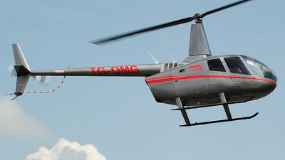 TG-OMG - Robinson R66 Turbine - Private