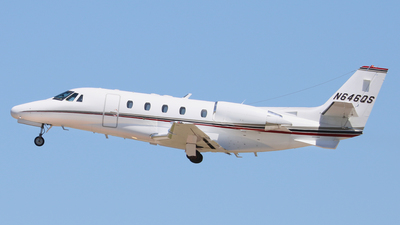 A picture of N646QS - Cessna 560XL Citation Excel - NetJets - © Sergio Mendes