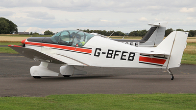 A picture of GBFEB - Jodel D150 - [34] - © Ian Howat