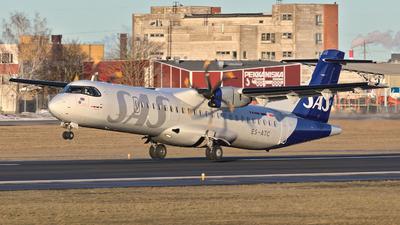 ES-ATC - ATR 72-212A(600) - Scandinavian Airlines (Xfly)