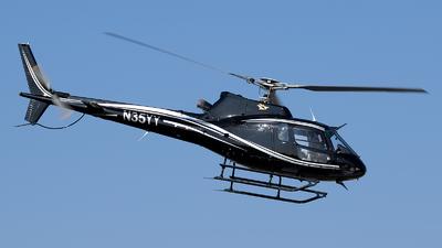 N35YY - Aérospatiale AS 350B2 Ecureuil - Private