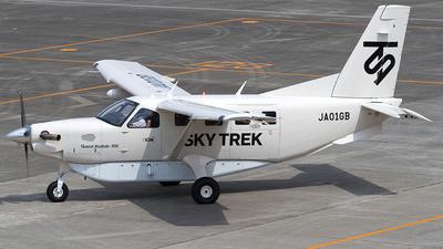 JA01GB - Quest Aircraft Kodiak 100 - Sky Trek Airlines