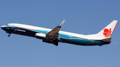 PK-LFG - Boeing 737-9GPER - Lion Air