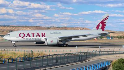 A7-BFW - Boeing 777-F - Qatar Airways Cargo