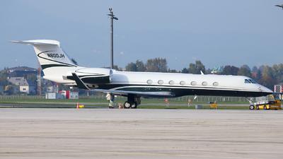 N800JH - Gulfstream G550 - Private
