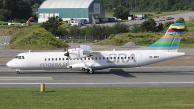 SE-MKD - ATR 72-212A(600) - Braathens Regional